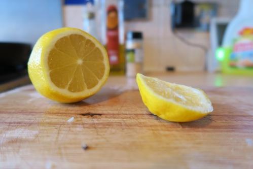 Crab Linguine Lemon Zest