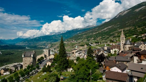 Susten Swiss Alps Short Break Ideas Summer 2015