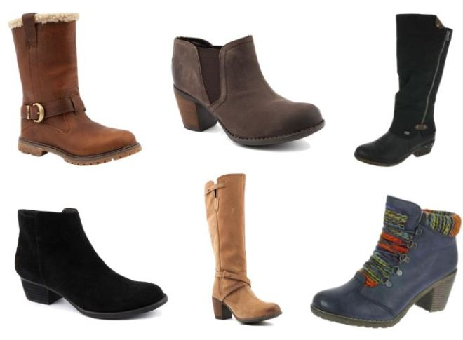 Autumn Winter Boots with Jones