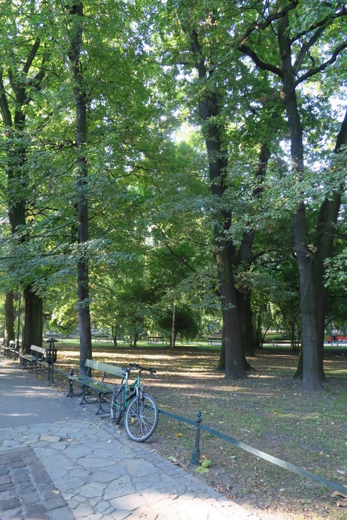 Krakow Parks