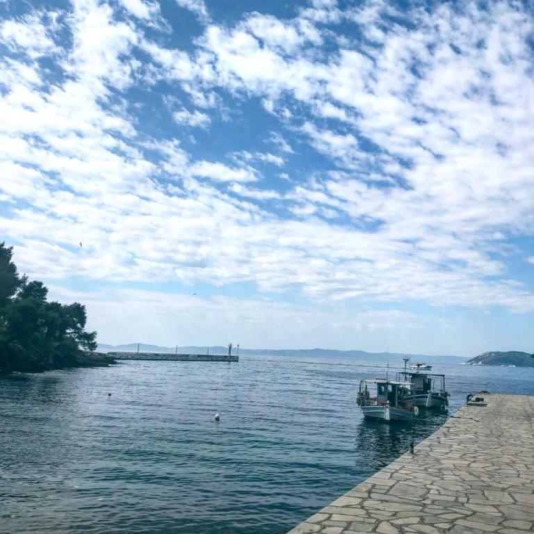 Port, Halkidiki